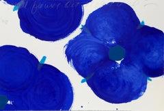 Wallflowers, Silkscreen by Donald Sultan