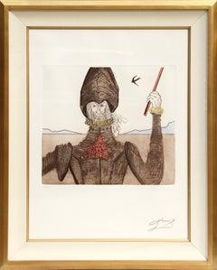 The Dreamer from Historia de Don Quichotte de la Mancha