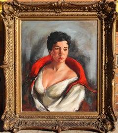 1950-1959 Portrait Paintings