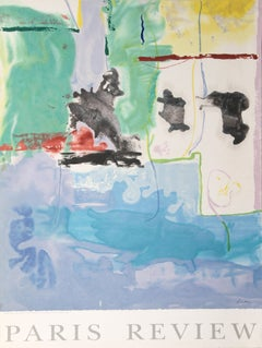 Paris Review (Westwind) after Helen Frankenthaler