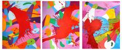 Cervene Skvrny (Triptych)