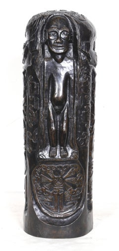 Cylindre au Christ à l'Idole