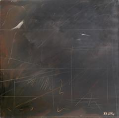 More Afterthoughts 10, Large Abstract Painting by Nick Wallis