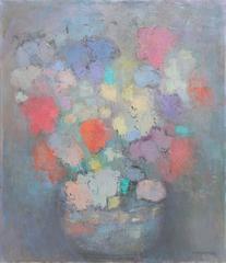 Multicolor Flowers III