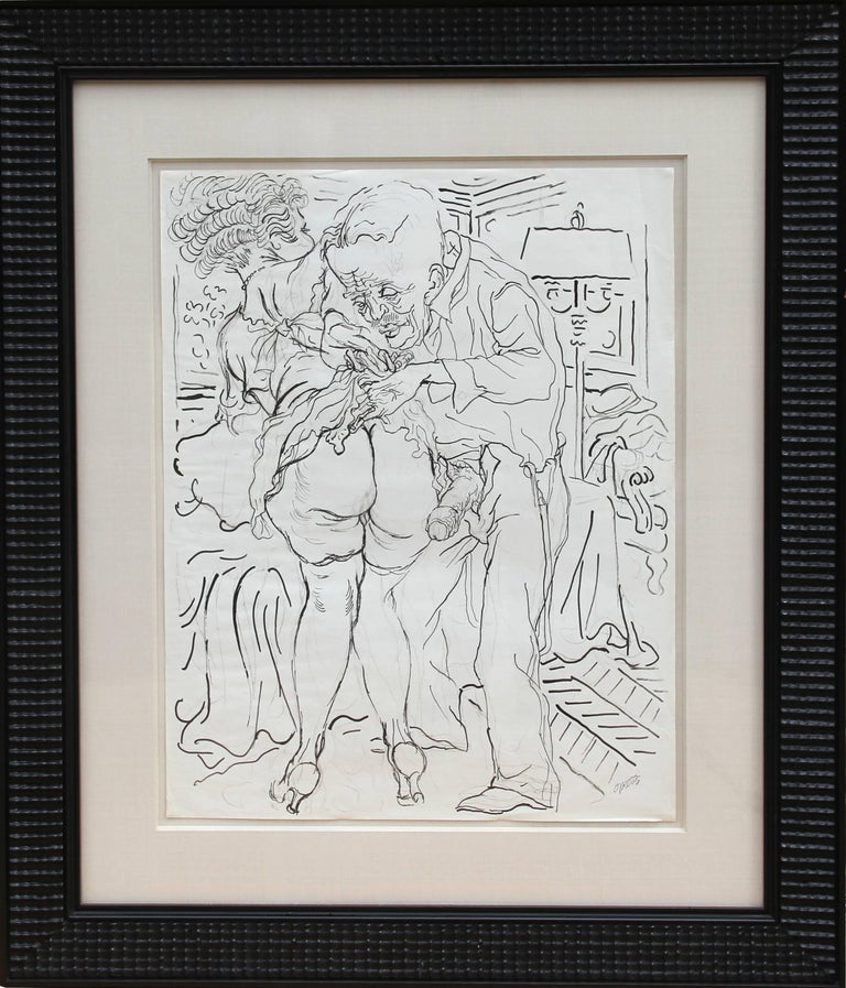 Artist:	George Grosz (1893-1959)