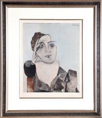 Portrait de Mlle. D.M. (Dora Maar)