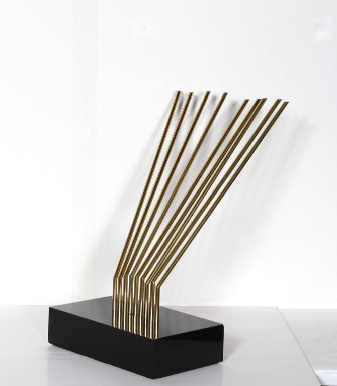 In all Directions (Toutes Directions) - Kinetic Sculpture by Agam Yaacov