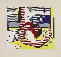 Roy Lichtenstein - A Bright Night 1978