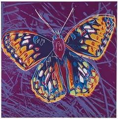 Andy Warhol - San Francisco Silverspot, Endangered Species, F&S II.298