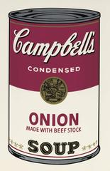 Campbell's Soup I, Onion F&S II.47