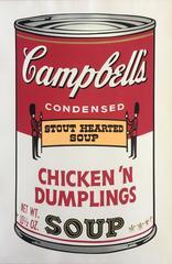 Campbell's Soup Chicken 'n' Dumplings F&S II.58