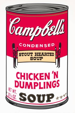 Campbell's Soup Chicken 'n' Dumplings F&S II.58