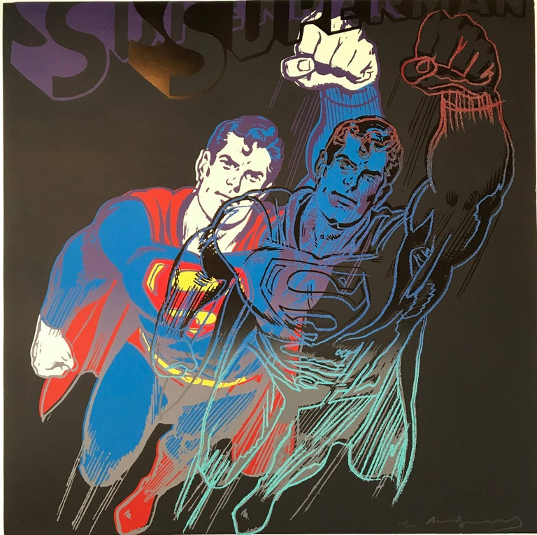 Superman from Myths F&S II.260
