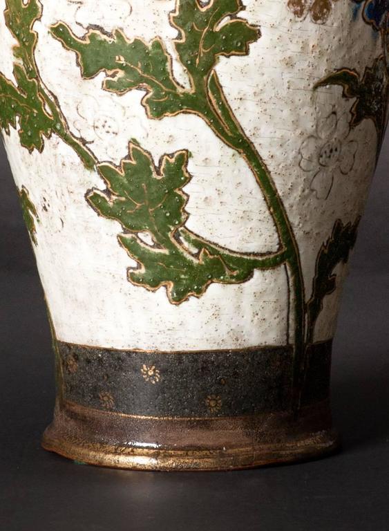 Poppy Vase For Sale 2