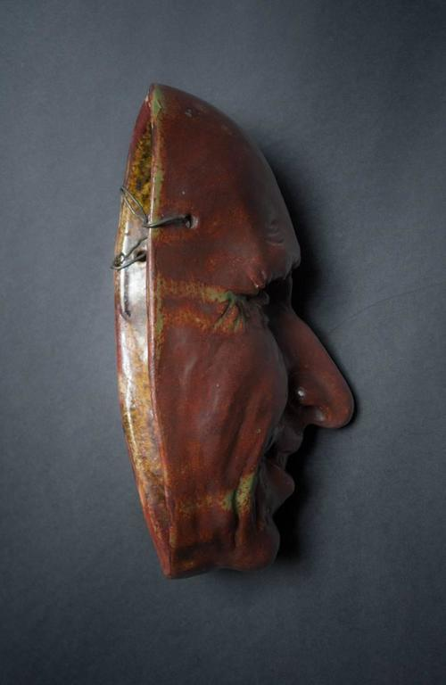 Commedia dell'Arte Mask For Sale 1