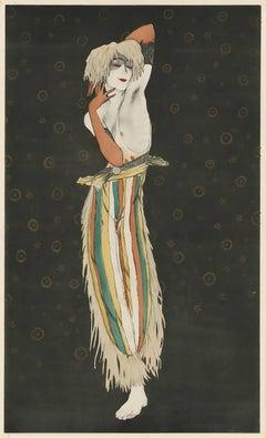 """Ballet und Pantomime """"Scherzo I"""", plate #4."""