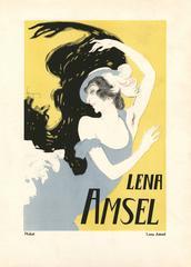 """Kostume, Plakate, und Dekorationen, """"Lena Amsel"""""""