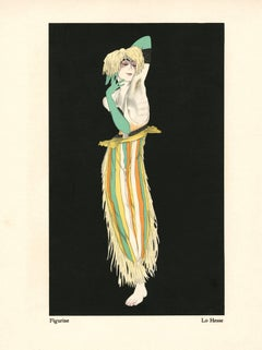 """Kostume, Plakate, und Dekorationen, """"Lo Hesse"""""""