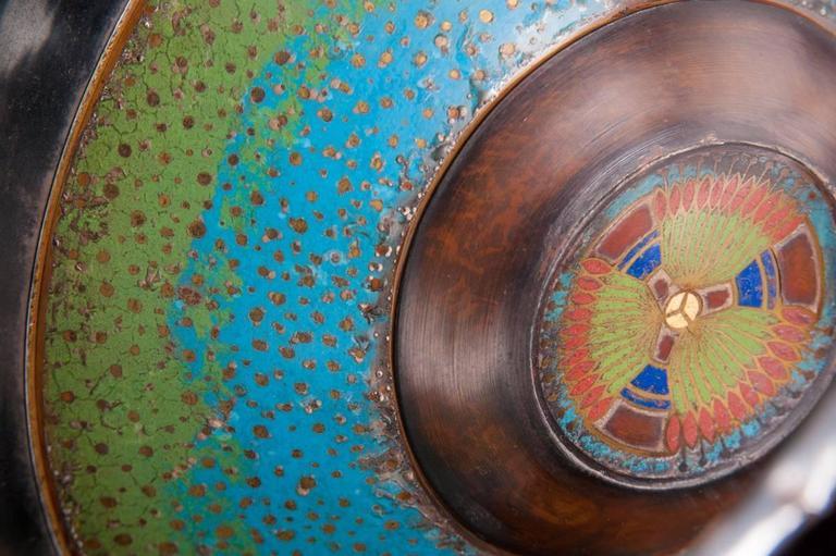Egyptian Lotus Bowl For Sale 1