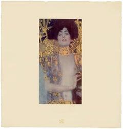 "H.O. Miethke Das Werk folio ""Judith I"" collotype print"