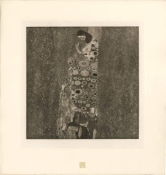 "H.O. Miethke Das Werk folio ""The Hope II"" collotype print"