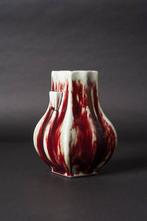 Coming from an artist who guarded his notebooks like trade secrets and purportedly destroyed them before his death in 1907, owning a vase from Chaplet's experimental period is like possessing a page from one of those coveted, top secret notebooks.