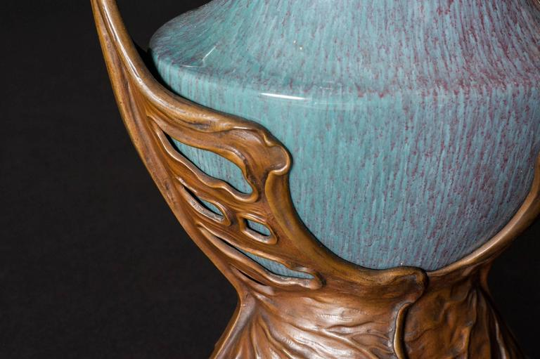 Waterlily Vase For Sale 3