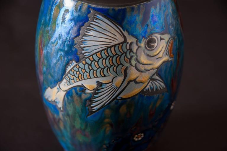 Koi Vase For Sale 3