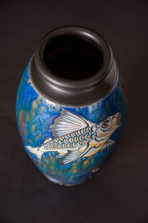 Koi Vase For Sale 2