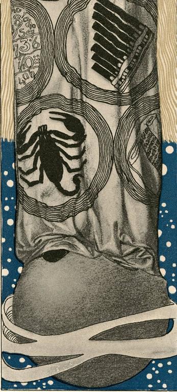Gerlach's Allegorien Plate #93: