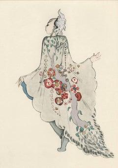 """Ballet und Pantomime """"Tschaikiun II"""", plate #17."""