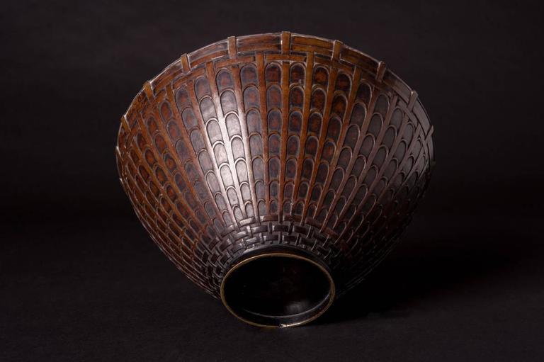 Egyptian Lotus Bowl For Sale 2