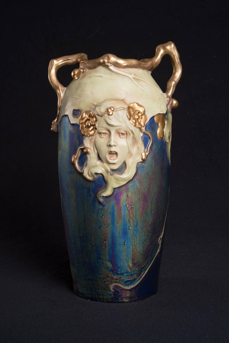 Bacchus Vase - Art by Carl Knoll