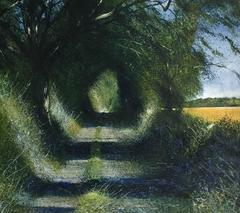 The Path along the Harvest Field