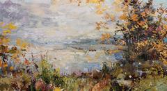 Salt Lake in Autumn