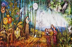 Choir in the Wood