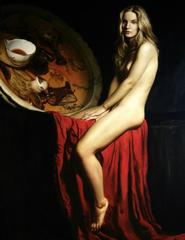 Fortuna Figurative Still Life Painting