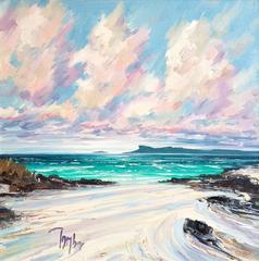Summer Sands Landscape Painting