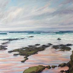Sanna Bay I original landscape painting