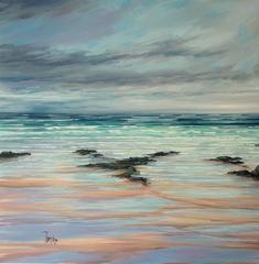 Sanna Bay III Original landscape painting