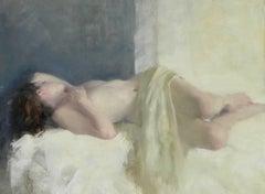 original Nude Painting   III