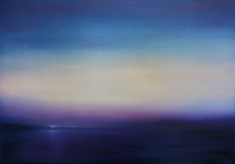 Guiding light original landscape painting