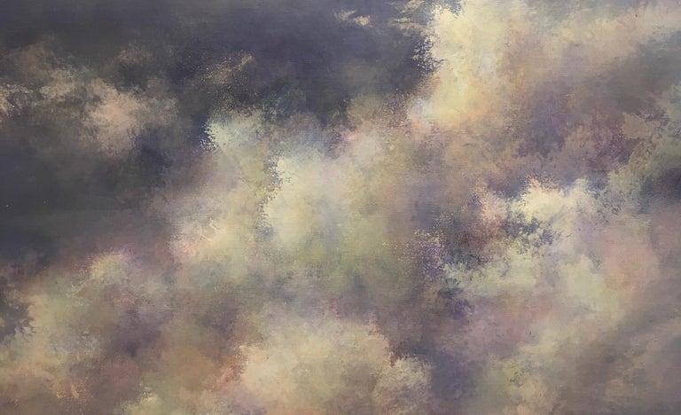 I keep having dreams original sky painting - Contemporary Art 2