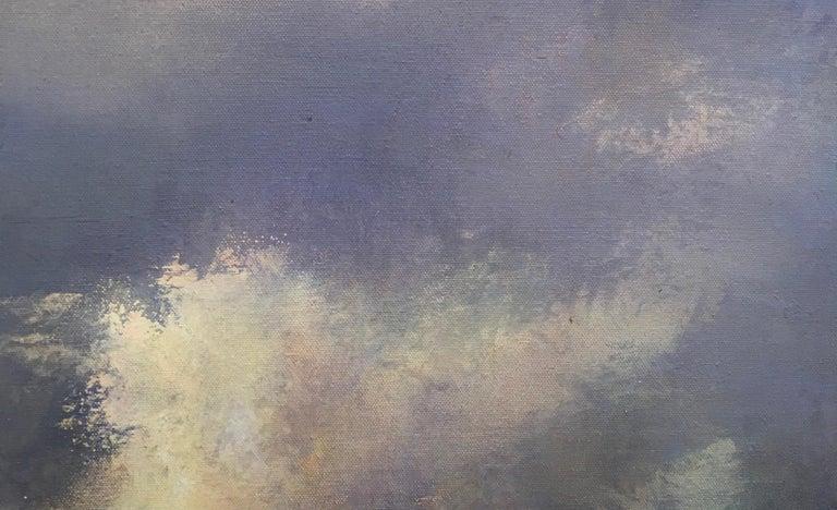 I keep having dreams original sky painting - Contemporary Art 3