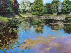 Water Lilies, Summer Lakes