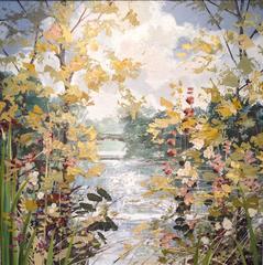Paul Treasure - Flower Seeds by the Lake
