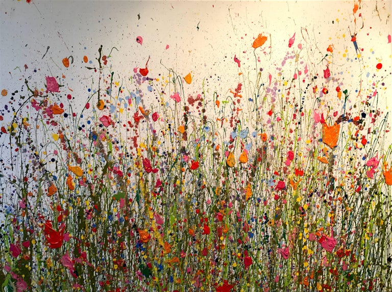 Meadows   Abstract Landscape paintings