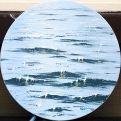 Sea Diamonds 14 original seascape painting