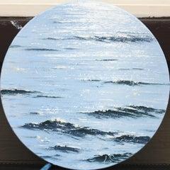 Sea Diamonds 16 original seascape painting