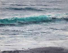 Blue Revealed  original seascape painting